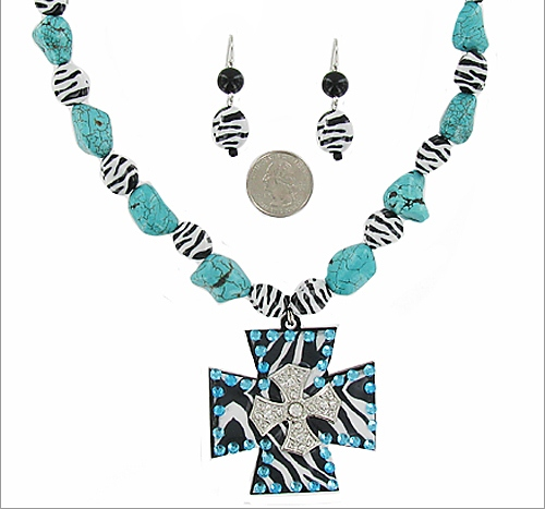 Cowgirl Jewelry Bling Western Cowgirl Cowgirl Toolbox Fashion Jewelry Zebra Bling